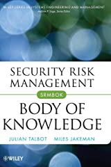 Security Risk Management Body of Knowledge Hardcover