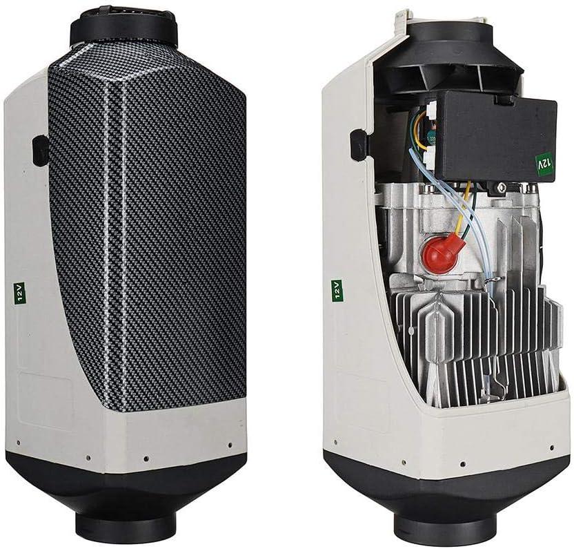 Nave Campeggio Autobus Radiatore Aria Diesels con Display LCD per Auto Riscaldatore 8KW 12V // 24V Parcheggio Riscaldatore per Auto Riscaldatore per Auto Camion Euopat Riscaldatore Diesel