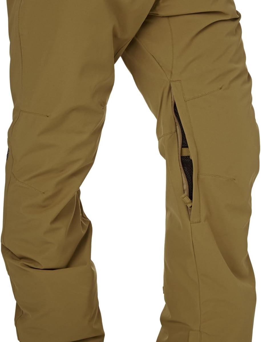 BILLABONG Lowdown Pantalones para la Nieve Hombre