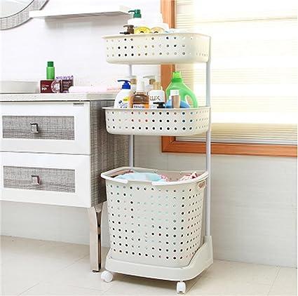 Muebles de cocina Cesta de ropa sucia Cesta de lavandería de ...