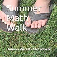 Summer Math Walk