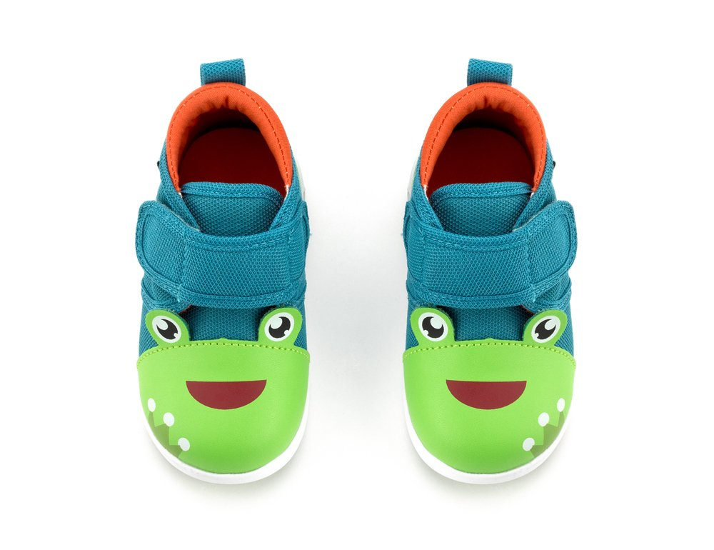 ikiki Squeaky Shoes for Toddlers w/Adjustable Squeaker (4, Prince Kairu) by ikiki (Image #3)