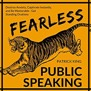 Fearless Public Speaking Audiobook