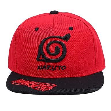 Saicowordist Anime Naruto - Gorra de béisbol para hombre, diseño ...