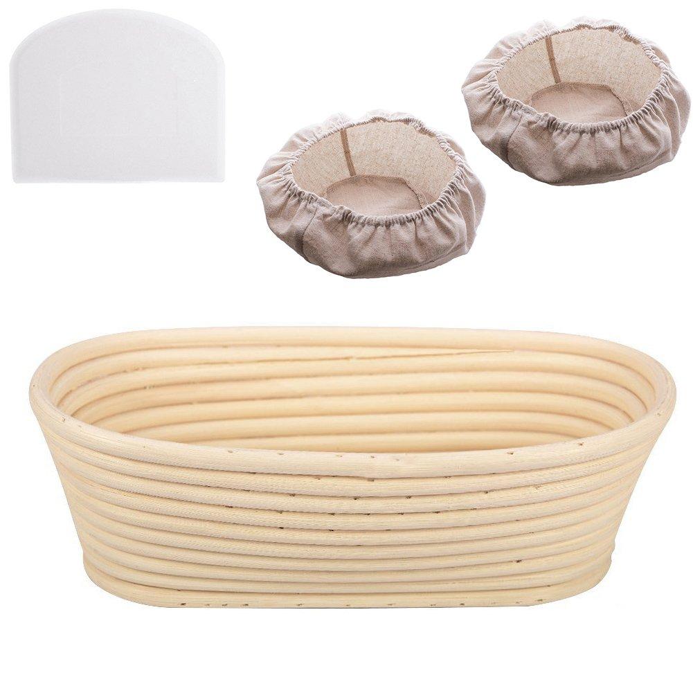 Banneton Proofing Basket Abimars 10