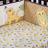 Disney Lion King Fitted Sheet