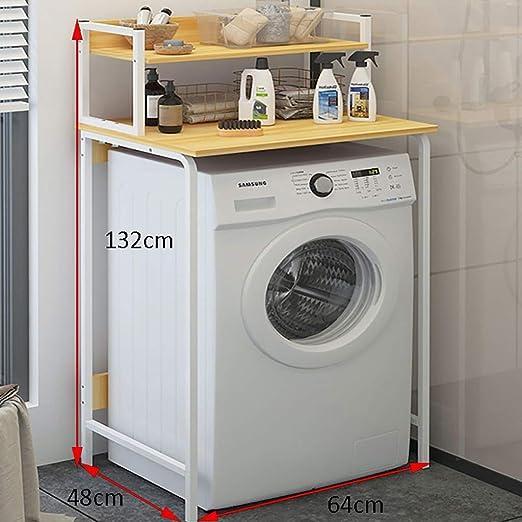 Estante de la lavadora Estante de almacenamiento de múltiples ...