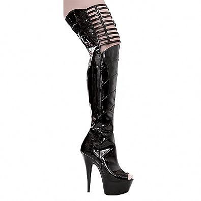Amazon.com | Ellie 609-KATRINA Womens Sexy Comfortable 6