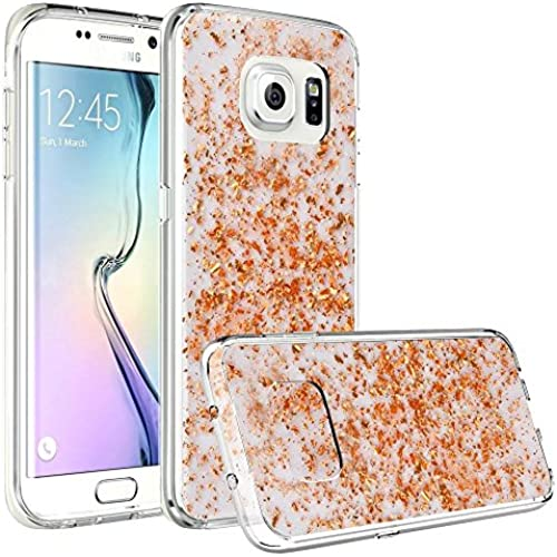 Galaxy S7 Edge Case, Welity Luxury Chic Cute Art Ultra Slim Glitter Bling Sparkling Crystal Clear Snap On Soft Silicone Back Cover Case for Samsung Galaxy S7 Sales