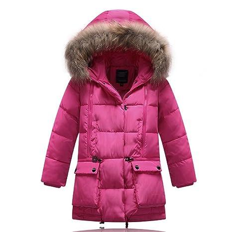 iikids Nuevi invierno de la chaqueta pluma de los nuevos niños Abrigo caliente de la moda