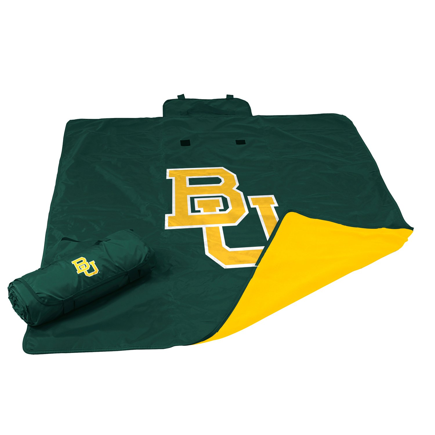 NCAA Baylor All Weather Blanket, One Size, Multicolor