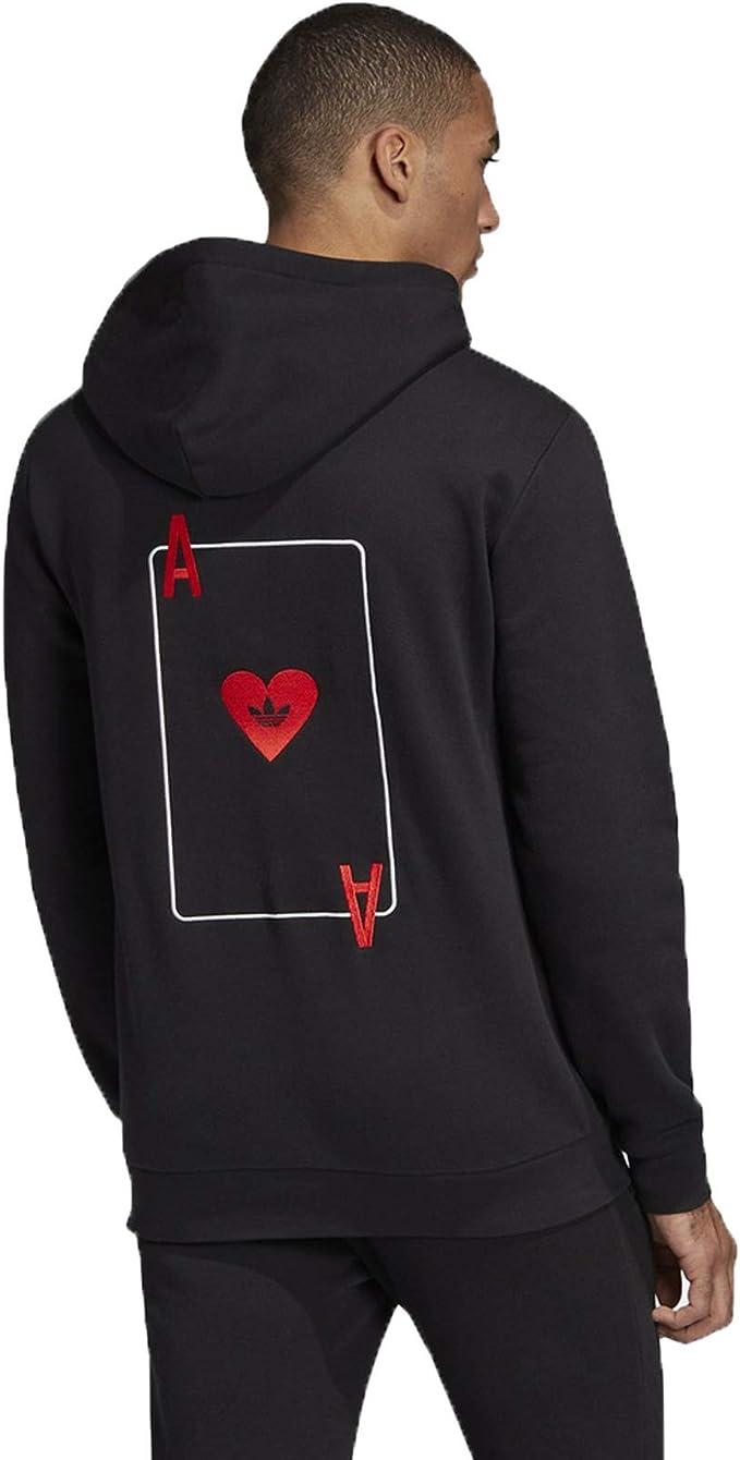 قائد المنتخب الحد الإثنين Adidas Poker Hoodie Consultoriaorigenydestino Com
