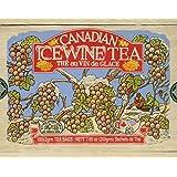 Canadian Ice Wine Tea in Wood Box - 100 Tea Bags by Metropolitan Tea