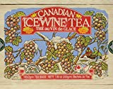 Image of Canadian Ice Wine Tea in Wood Box - 100 Tea Bags