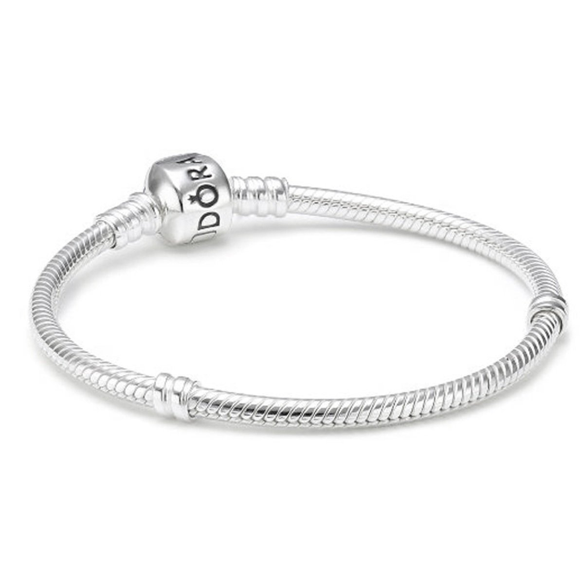 Sterling Silver 925 Pandora Bracelet KC-004 Pandora Bracelet 590702HV-19