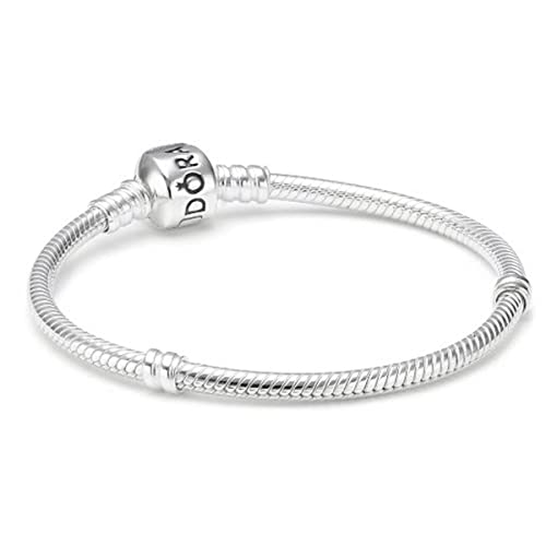 nuovi stili e0f10 b7881 Pandora, bracciale in argento Sterling 925, KC-004: Amazon.it ...