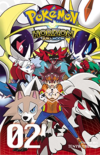 Pokémon Horizon: Sun & Moon, Vol. 2 (2) (Pokemon)
