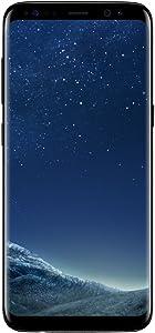Samsung Galaxy S8 SM-G950F 64GB Single Sim Unlocked Phone - Latin America Version (Midnight Black)