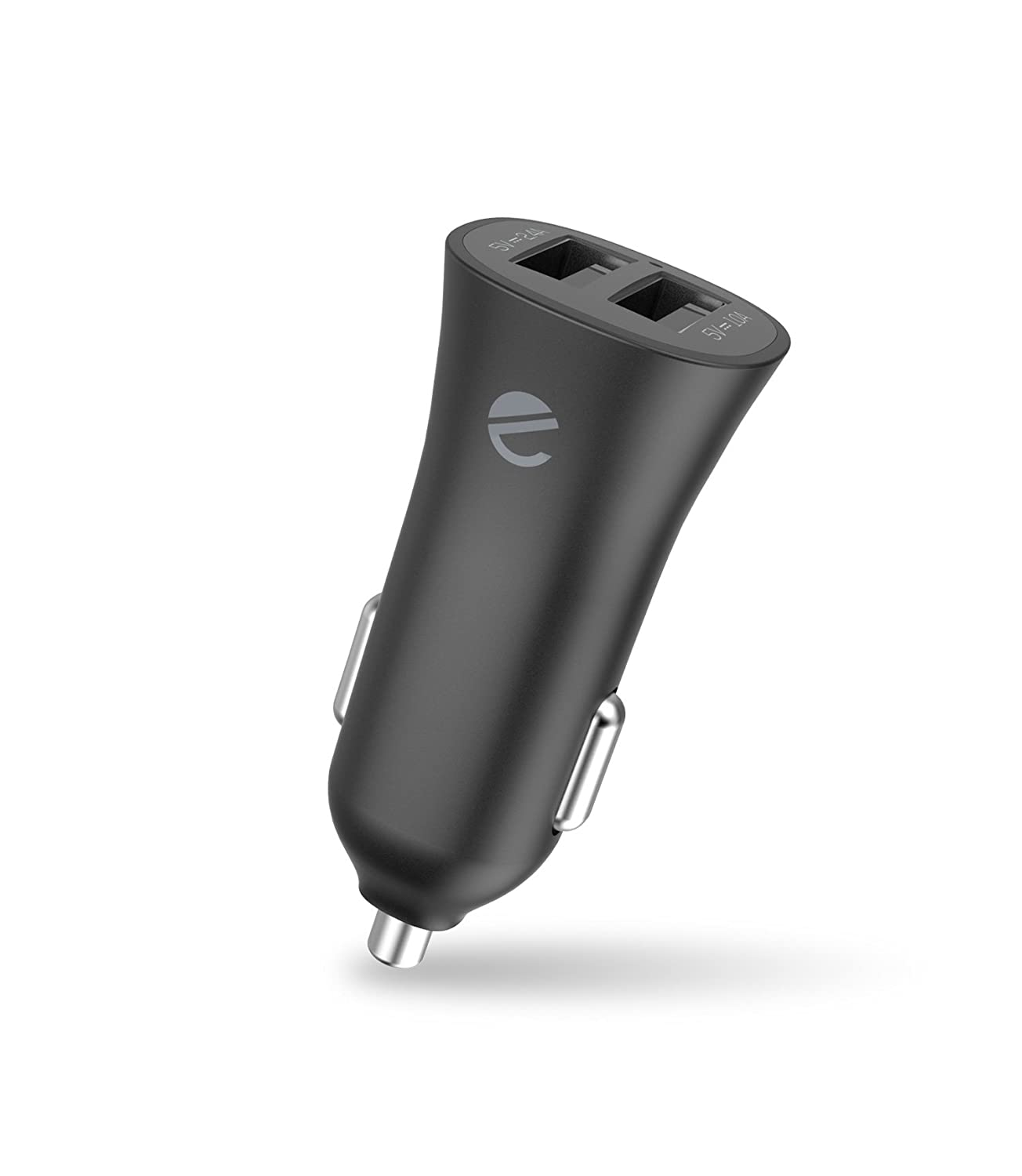 eeco 17W Car Charger Adapter with smartIC Fast Charging for Apple iPhone 8 Blackberry Priv Android and more S6//S7 Edge iPad Air//Pro Samsung Galaxy S8 7//6s//6 Plus eeco Dual USB Car Charger 3.4A