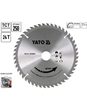 Yato yt-6070-tct Klinge Holz 250x 24x 30mm