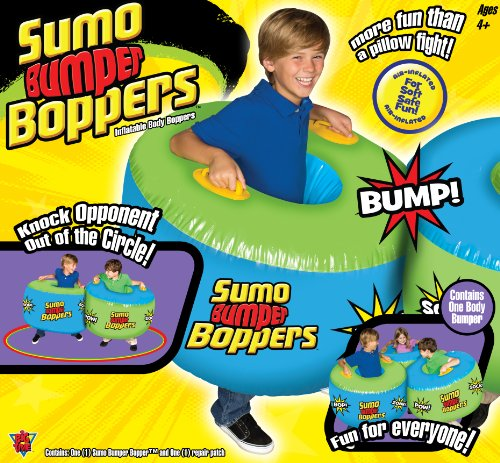 Big Time Toys Sumo Bumper Bopper (Big Toys)