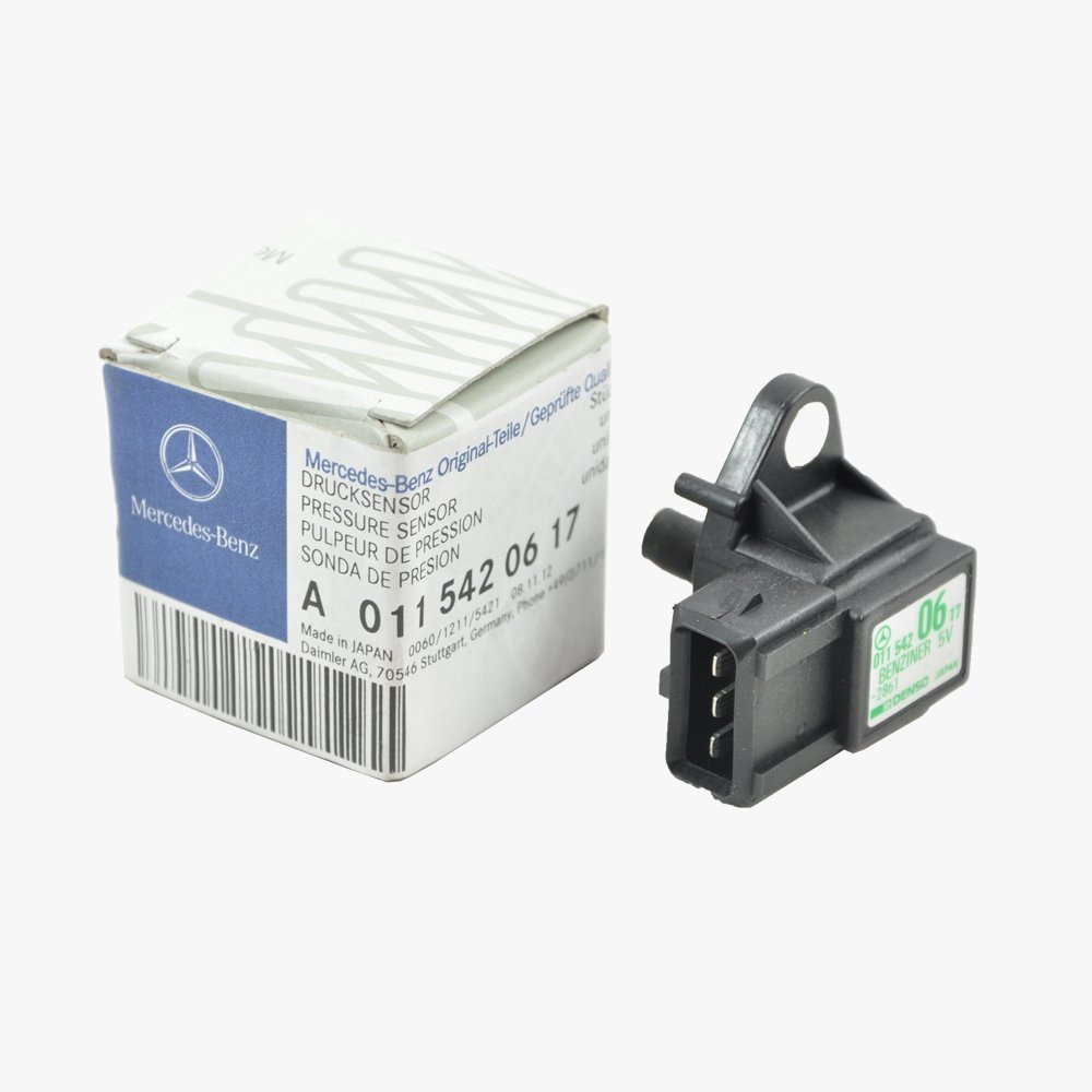 Mercedes Intake Manifold Absolute Pressure MAP Sensor Genuine Original 0110617 by Mercedes Benz