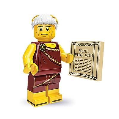 Lego 71000 Series 9 Minifigure Roman Emperor : Toys & Games