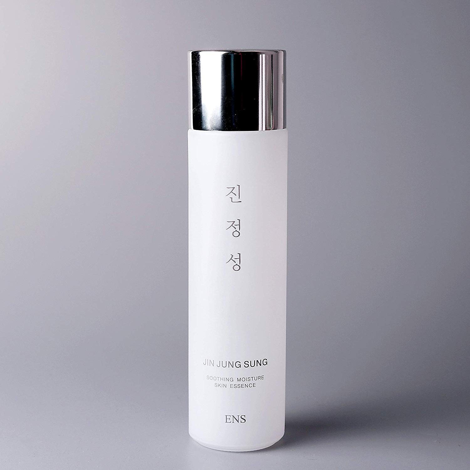 Jin Jung Sung Soothing Moisture Essence Serum 5.07 fl.oz. | Light, Natural, Moisturizing Korean-Made Facial Essence Serum for All Skin Types | Made With Niacinamide, Beta-Glucan, Hyaluronate, Ceramide by ENSSKIN