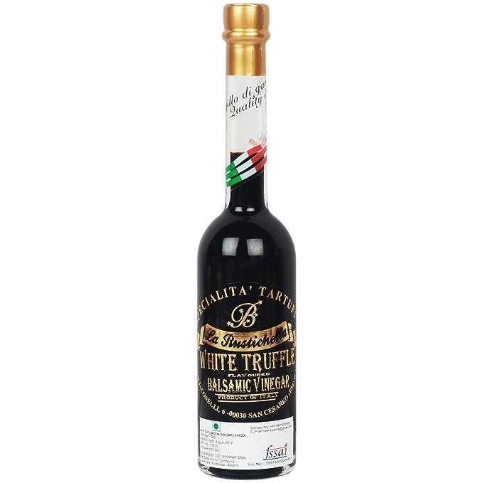 La Rustichella White Truffle Flavoured Modena s Balsamic Vinegar ... 913f6fa2c9