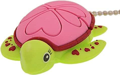 32GB Thumb Drive Baby Turtle 32G Flash Drive Cute USB 2.0 Pen Drive Kepmem Cartoon Memory Stick 32 GB Jump Drive Zip Drives Gift for Kids, Teacher, Friend