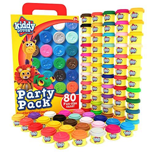 KIDDY DOUGH 80 Pack