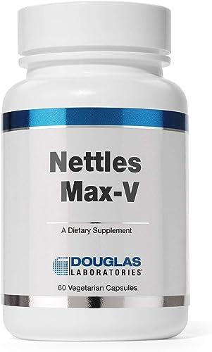 Douglas Laboratories – Nettles Max-V – Standardized Nettles Extract for Prostate Support* – 60 Capsules