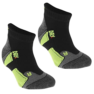 2 Pack Child Boys Running AntiODR Trainer Socks