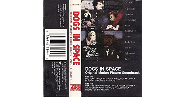 dogs in space movie soundtrack