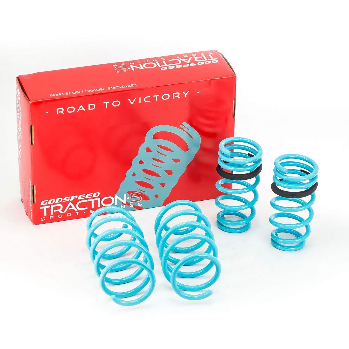 RE LS-TS-HA-0012 Traction-S Performance Lowering Springs for Honda CR-V 2007-2011