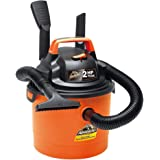 """Armor All - 2.5 Gallon 2 HP 1-1/4"""" Hose, Portable Wall Mountable Wet/Dry Utility Vac (VOM205P0901)"""