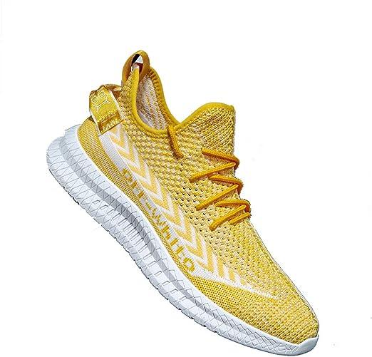para Hombre de Las Zapatillas de Deporte Running Walking Sport ...