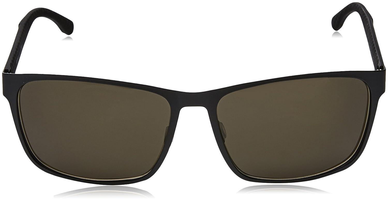 Hugo Boss Herren Sonnenbrille Boss 0652/F/S SP Ojj, Braun (Mtbrw Carbon/Bronze Pz), 62