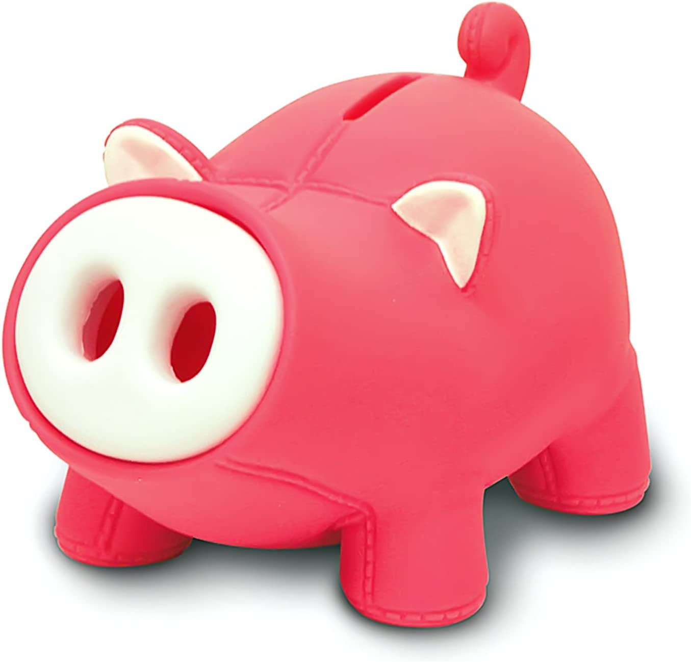 Cute Pig Piggy Bank,Lovely Pig Bank Toy Coin Bank Decorative Saving Bank Money Bank Adorable Pig Figurine for Boy Girl Baby Kid Child Adult Pig Lover by DomeStar