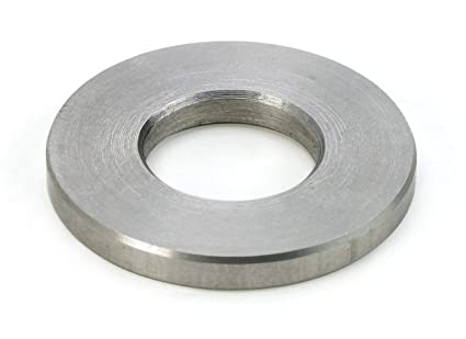 1//16 Thick 11//64 ID x 3//8 OD Morton 7252 Stainless Steel 300 Flat Washer Pack of 10