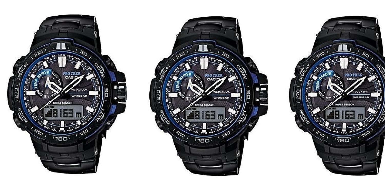 カシオ CASIO PROTREK Triple Sensor Ver.3 Solar Multiband 6 PRW-6000YT-1BJF Men's 男性 メンズ 腕時計 【並行輸入品】 B00WP71AWS