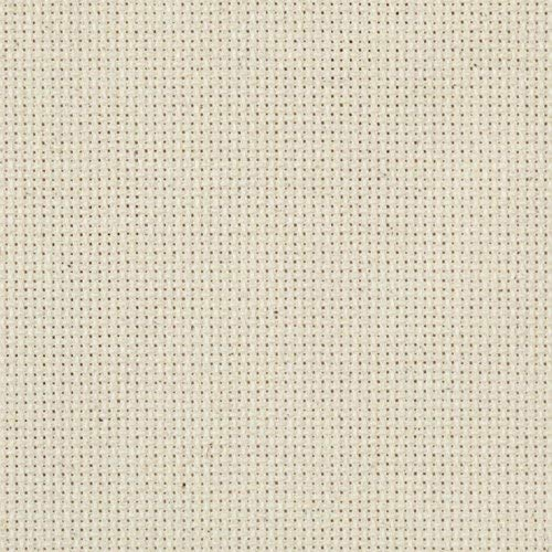 14 Count Aida Cloth – Natural, 60″ Wide By The Yard – Cross Stitch Fabric