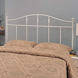 Coaster Home Furnishings Full/Queen Metal Headboard White
