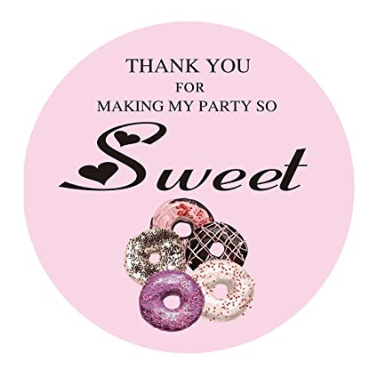 donut party supplies bundle pack for 16 guests plus party planning