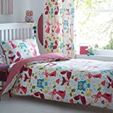 Wildwood Single/US Twin Duvet Cover and Pillowcase Set