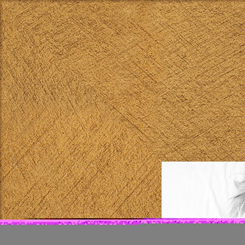 ArtToFrames 14x24 inch Metallic Gold Picture Frame, 2WOM0066-20277-YGLD-14x24