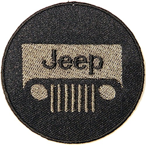 Jeep Wrangler Grand Cherokee Logo 2.75
