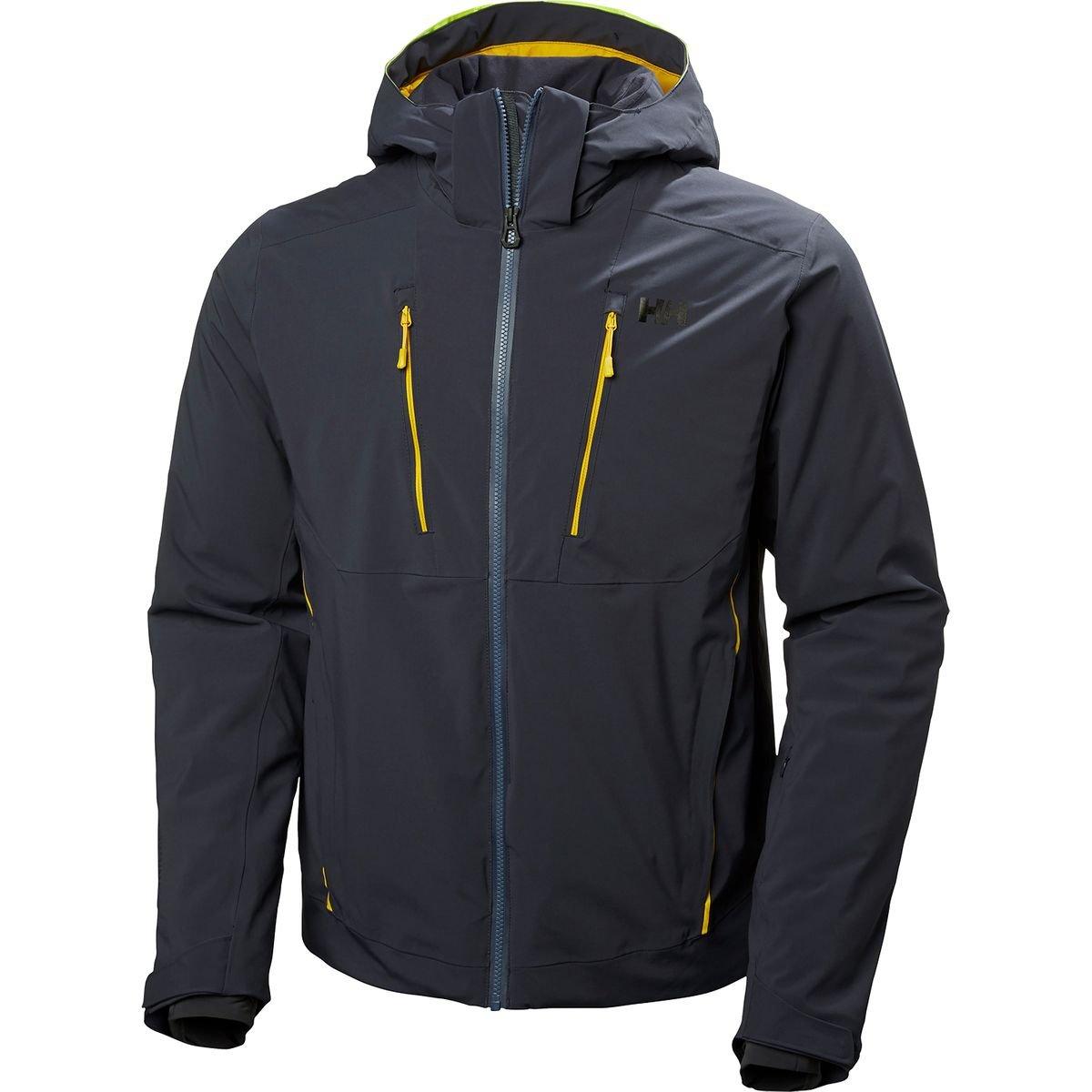 (ヘリーハンセン) Helly Hansen Alpha 3.0 Jacket メンズ ジャケットGraphite Blue(994) [並行輸入品] B077VHX455 日本サイズ M (US S) Graphite Blue(994) Graphite Blue(994) 日本サイズ M (US S)