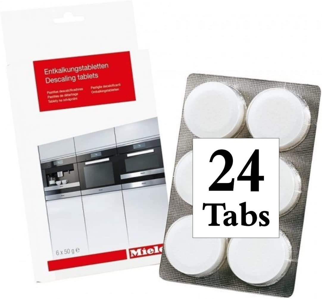 Miele : 10178330 6 Pack Descaling Tablets (4 packages = 24 tablets) 61m2ereP0LLSL1200_