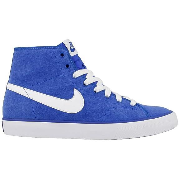 best service 94d4a c56e9 Nike Primo Court Mid Suede (GS) unisex erwachsene, wildleder, sneaker high, 35.5  EU: Amazon.de: Schuhe & Handtaschen